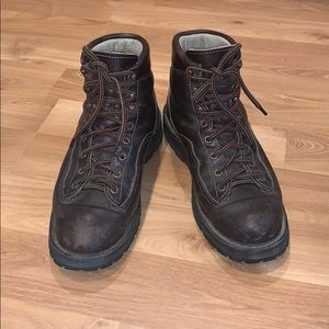 Danner 'Explorer' gore-tex brown leather size 10.5